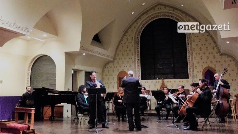 კლასიკური საქსოფონი და ქართველი პიანისტები ნიუ იორკში