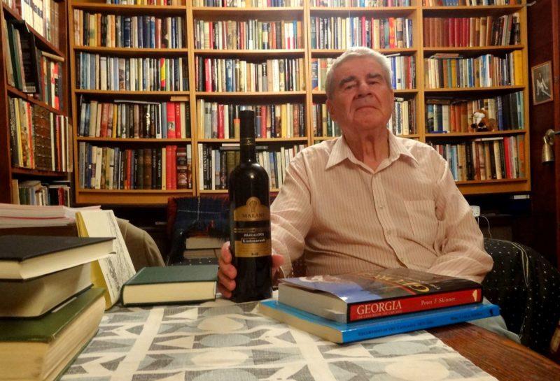 საქართველო, მოგზაურები და წიგნები – საუბრები პიტერ სკინერთან