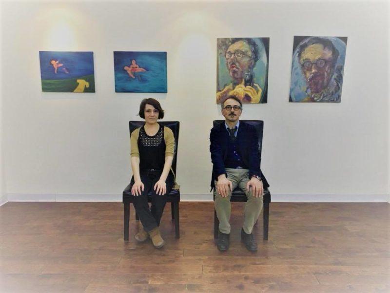 ორი ქართველი მხატვარი ერთ სივრცეში – გამოფენა ნიუ იორკში