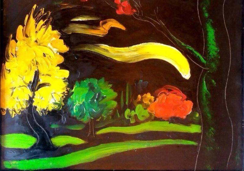 """""""მომავლის მხატვარი"""" – ნათელა იანქოშვილის გამოფენა ნიუ იორკში"""