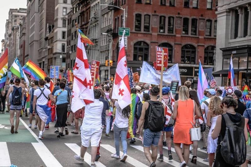 ნიუ იორკის პრაიდი: ქართველები და ლგბტქ ისტორია