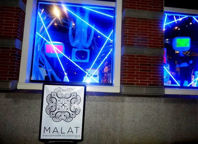 """MALAT"" ია მერკვილაძის ფოტო"