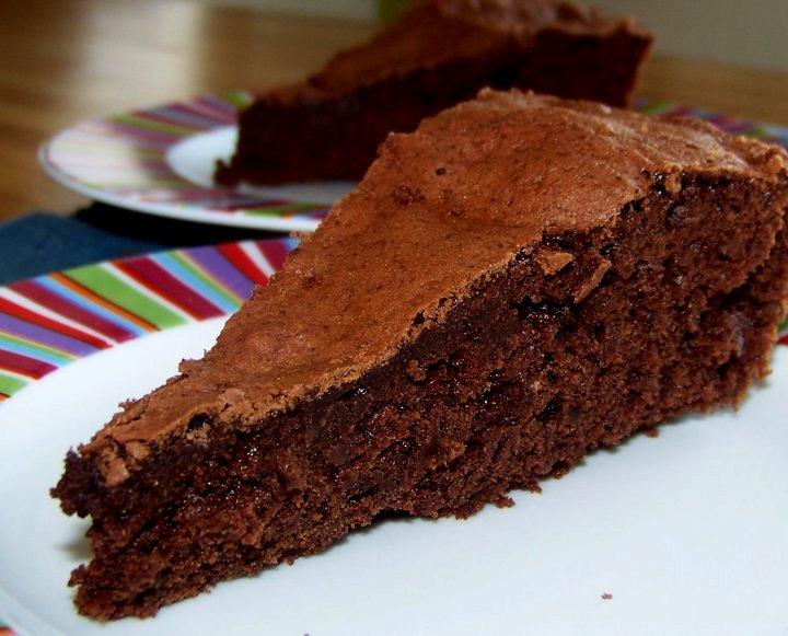 Moelleux chocolat café / შოკოლადის ფაფუკი ყავით