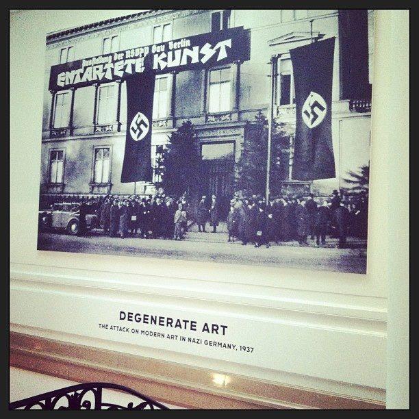 """""""დეგენერატიული ხელოვნება""""  ნიუ იორკში და  საბჭოელი """"პიდორასები"""""""