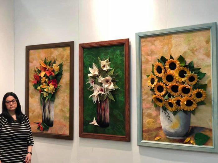 """""""არტექსპო"""" – კალეიდოსკოპი ქართული ხელოვანების ნამუშევრებით"""