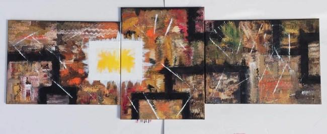 ქართველი თვითნასწავლი მხატვრის გამოფენა ნიუ იორკში