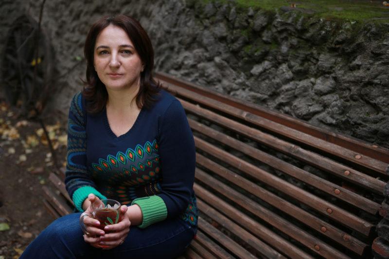 ქალები ცვლილებებისთვის და რეზოლუცია 1325 – ინტერვიუ ელენე რუსეცკისთან