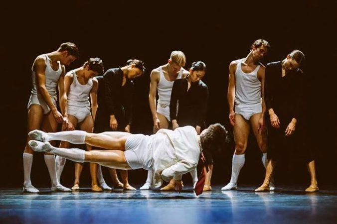 """როცა """"ორმხრივი კომფორტია"""" და თან """"სიბნელეც საუბრობს"""" – ნიდერლანდების ცეკვის თეატრი"""